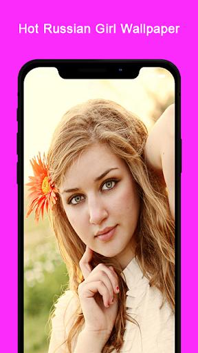 Hot Russian Girl Wallpaper for PC