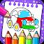 دانلود Coloring & Learn اندروید