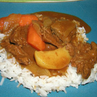 Japanese Beef Brisket Curry