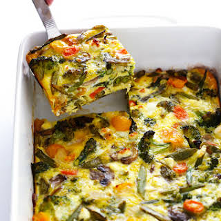 Vegetable Egg Bake Casserole Recipes.