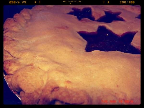Fruits Of The Farm Pie Recipe