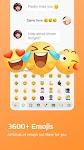 screenshot of Facemoji Emoji Keyboard Lite:DIY Theme,Emoji,Font