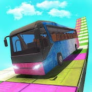 Download Full Sky Bus Driving Extreme Stunt Tracks 1.1 APK