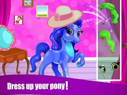My Pony Princess Dress Up Game for PC-Windows 7,8,10 and Mac apk screenshot 2