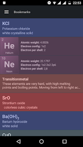 Periodic Table v1.0.1