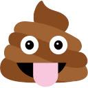 Funny Poo Emoji HD Wallpaper New Tab Theme