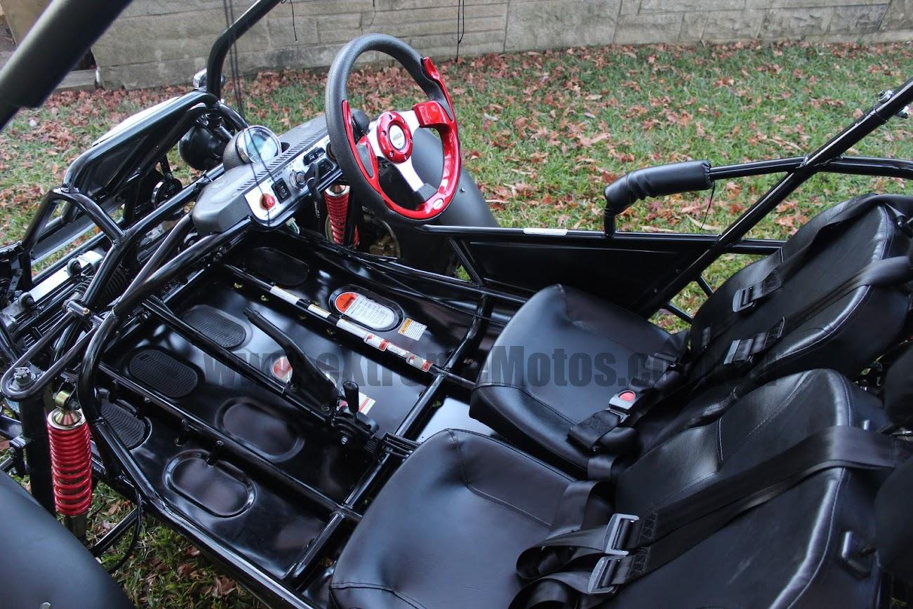 300cc XRX Trailmaster Twister Hammerhead GoKart Dune Buggy