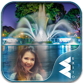 Fountain Photo Frames