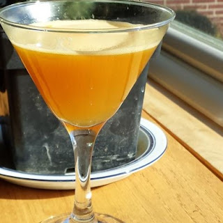 Autumn Sunshine Cocktail