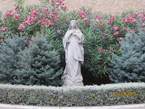 Photo: María en el patio de juegos de Logroño