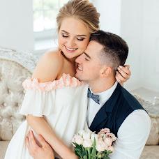 Wedding photographer Anastasiya Tokmakova (antokmakova). Photo of 20.10.2017