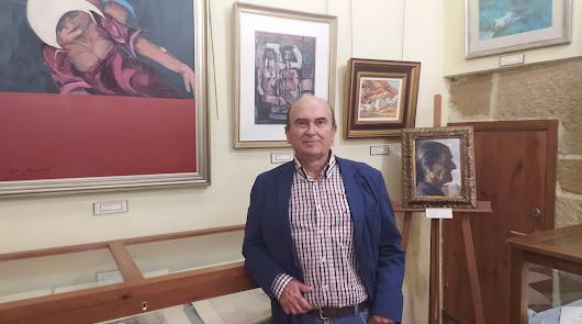 Antonio Llaguno, nombrado director del Museo Antonio Manuel Campoy de Cuevas