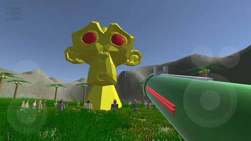 kaboom! 3d - shooting & physics simulation game! screenshot 2