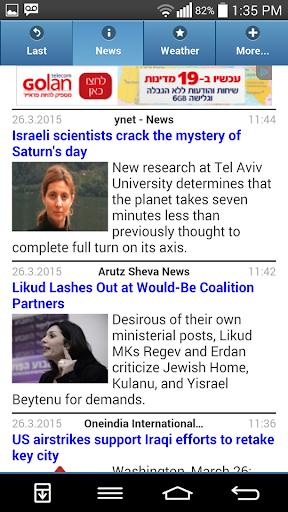 Israel News - English