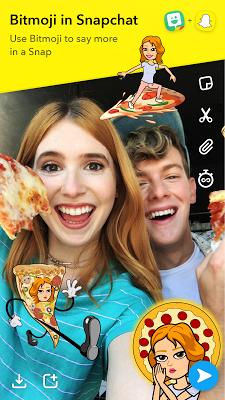 Bitmoji – Your Personal Emoji - screenshot