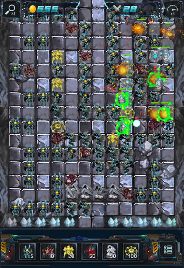 Field Defense- screenshot