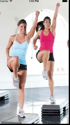 Aerobic Step Exercises