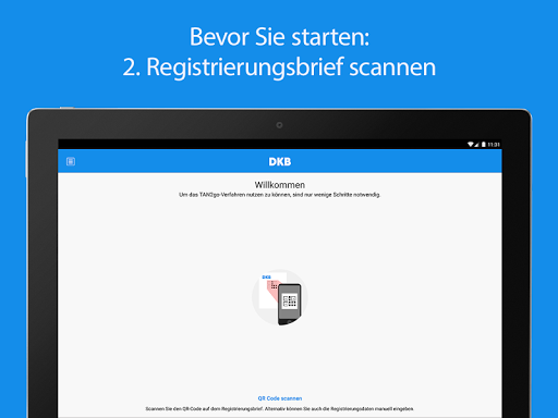 DKB-TAN2go 2.3.0 screenshots 10