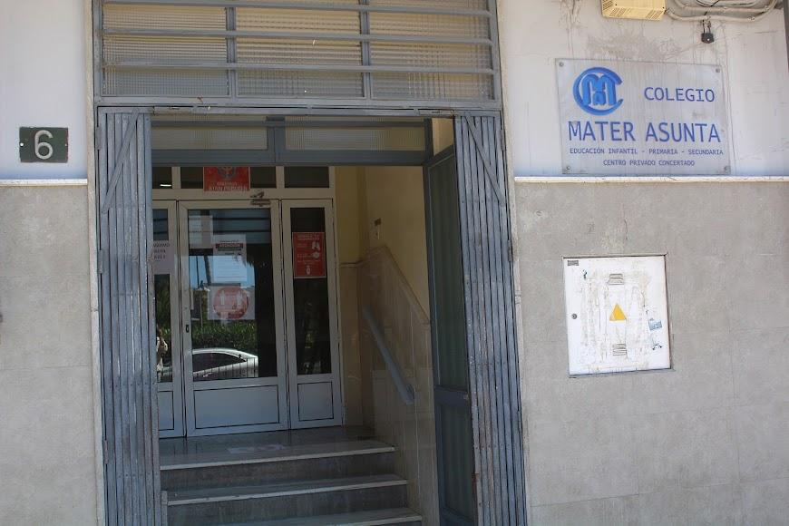 Colegio Juan Pablo II Mater Asumpta.
