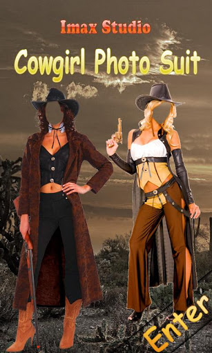 Cowgirl Photo Suit