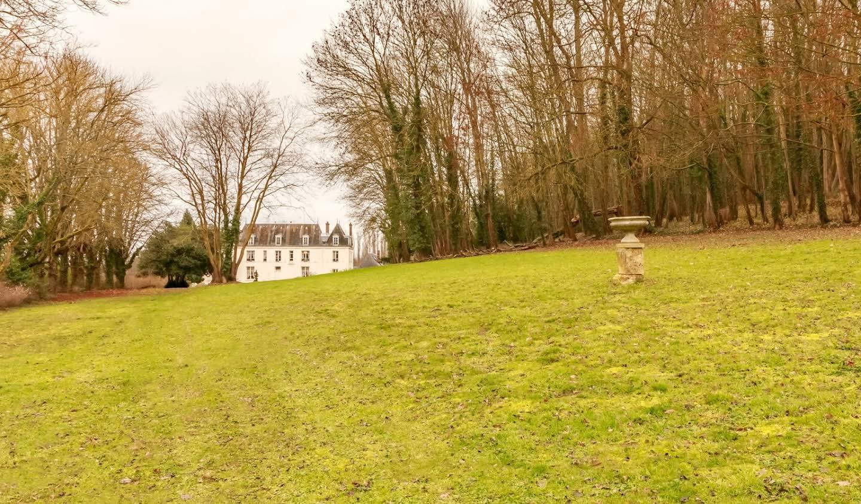 House with terrace Chaumont-en-Vexin