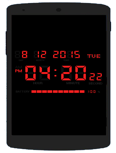 Amazing Digital Clock