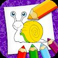 Super Coloring: Nature - Kids icon