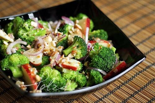 Frozen Vegetable Salad