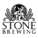 Logo of Stone 15th Anniversary Double Black IPA