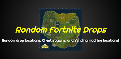 Random Drop Generator for Fortnite for PC