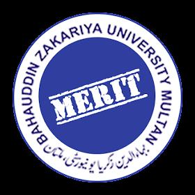 BZU Merit Calculator