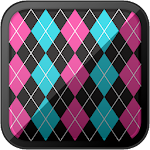 HD PATTERNS: Argyle - Monster-High Wallpapers Icon