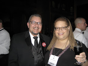 Photo: Diego Sanchez, right hand man to Congressman Barney Frank (and a wonderful person).