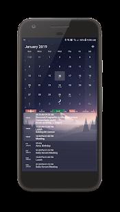Your Calendar Widget Mod