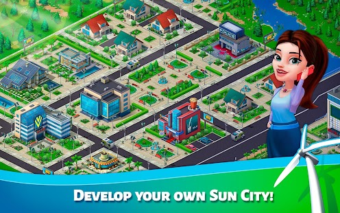 Sun City: Green Story Screenshot