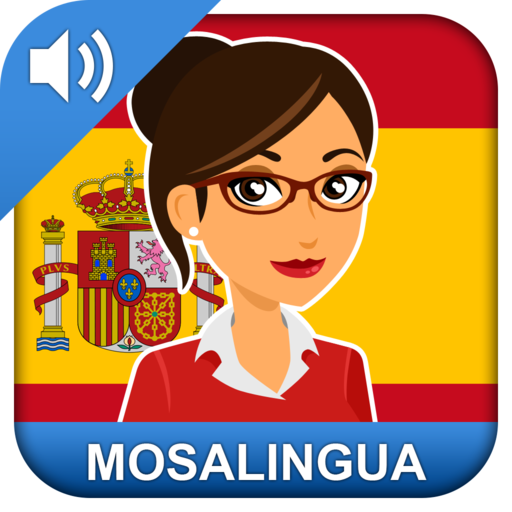 Learn Spanish Free: Spanish Lessons and Vocabulary Icon