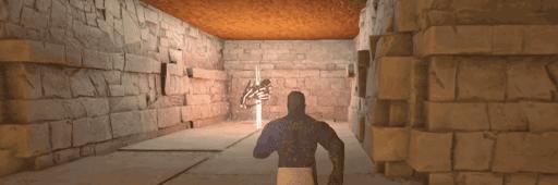 の Ark 洞窟 試練