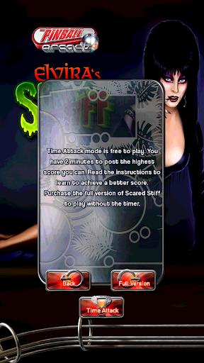 Elvira's™ Scared Stiff Pinball