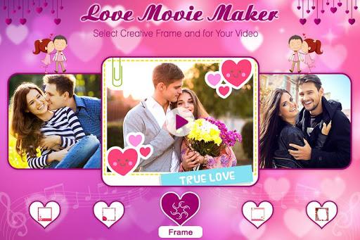 Love Photo Video Maker with Music 1.3 screenshots 2