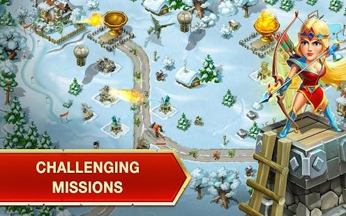 Toy Defense: Fantasy Tower TD Screenshot 7