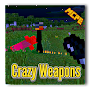 Crazy Weapons Mod for MCPE APK icon
