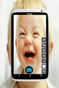 4K kamera - náhled