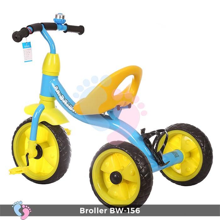 Xe đạp ba bánh trẻ em Broller XD3-156 10