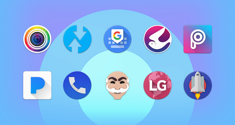 Perfect Icon Pack Screenshot 10