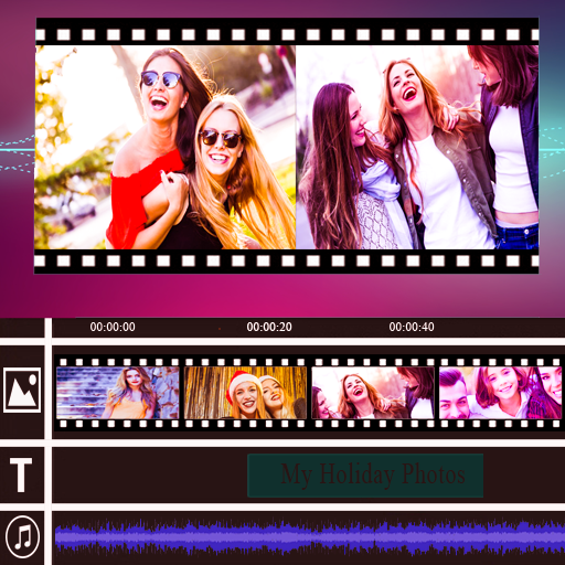 Photo Video Maker With Music : Slideshow Maker 2.1.9 screenshots 1