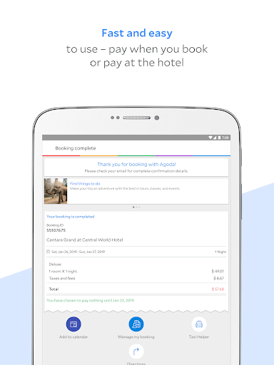 Agoda u2013 Deals on Hotels & Homes screenshots 13