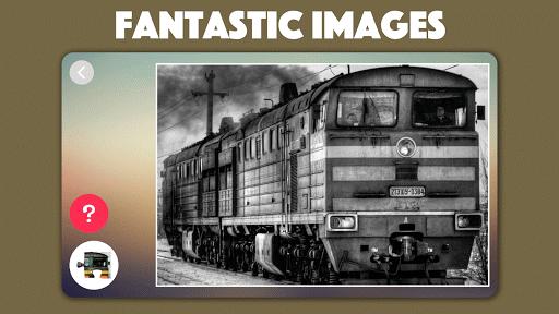 Vehicle, Cars, Trucks, & Trains Jigsaw Puzzles ud83dude97  screenshots 1