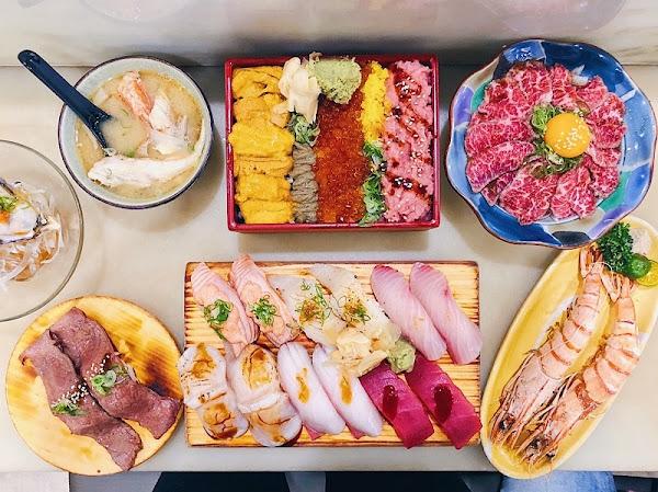 二男小家料理_夢幻三色丼高顏質高濃郁_生牛肉與蛋黃液一拍即合_超狂味噌湯蝦頭魚肉樣樣來