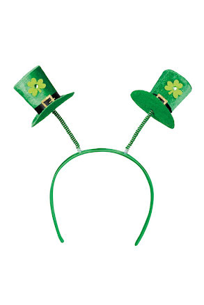 Diadem, St Patricks day hattar