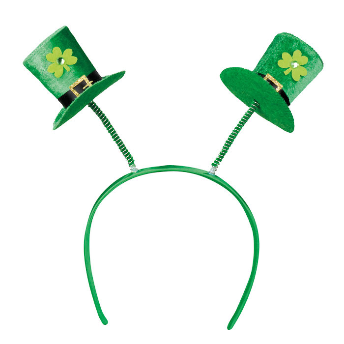 St Patrick's Day, diadem
